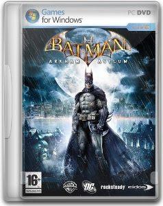 Download - Jogo Batman: Arkham Asylum (PC)