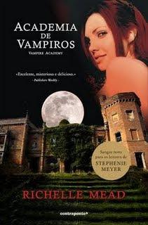 Download - Coleção Livros Academia de Vampiros (Richelle Mead)