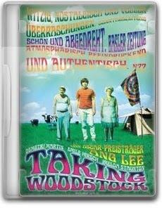 Filme Aconteceu em Woodstock 2009