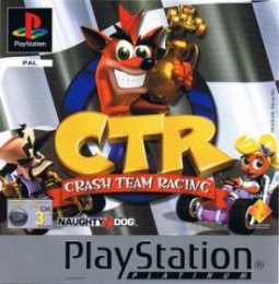 CTR Crash Team Racing PS1 e PC