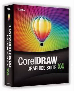 CorelDRAW Graphics Suite X4 - Portátil