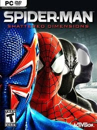 Download Spider-Man: Shattered Dimensions PC + Crack