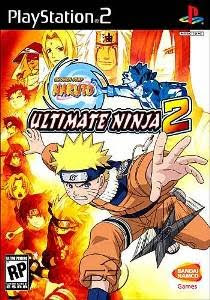 Naruto Ultimate Ninja 2 - PS2