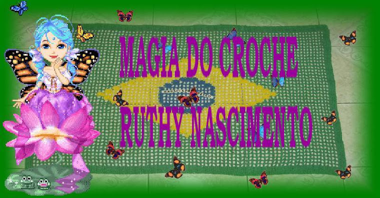 magia do croche(ruthy nascimento)