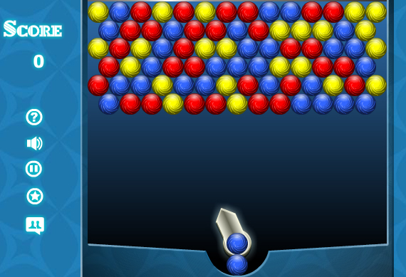 Online Love Ball Game