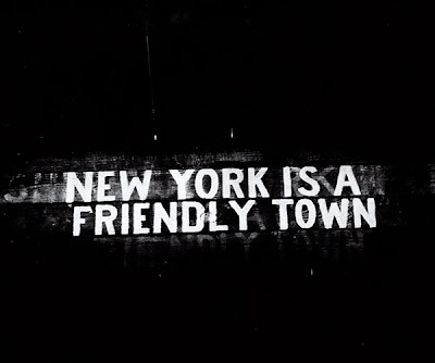new york is a friendly town