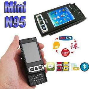 Dual Rodrigo Nokia Chip Mini-n95 Celuar Cell