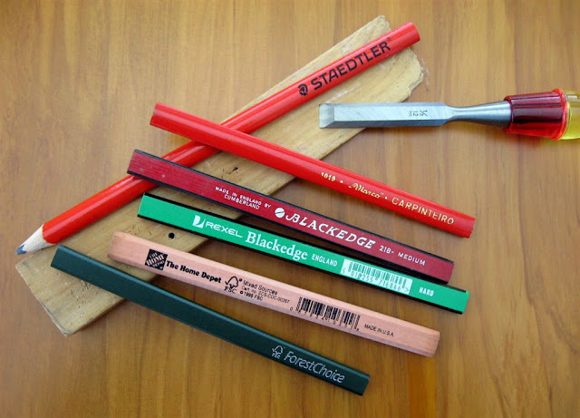 carpenters pencils