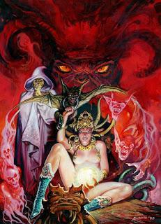 Dave Karlen Original Art Blog The Art Of Esteban Maroto
