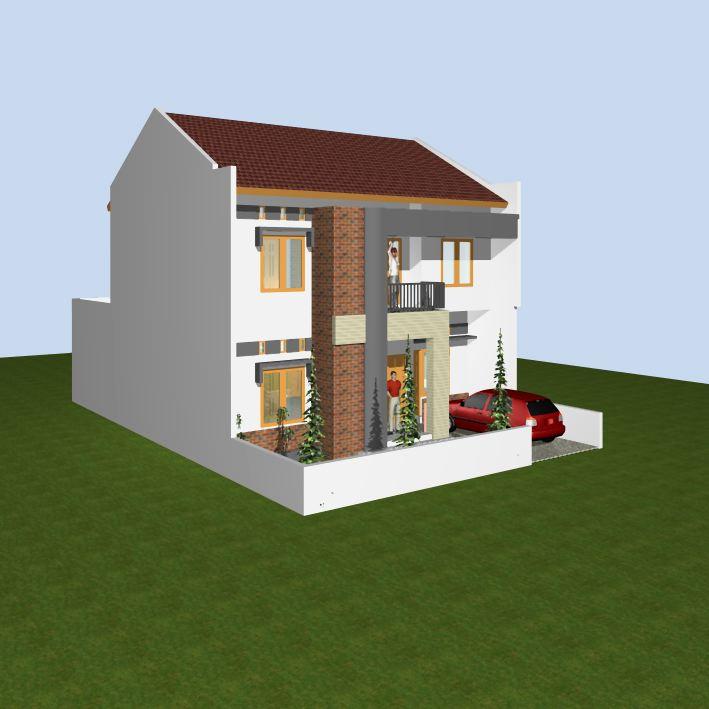 Modern Minimalist House Design With 3D Max