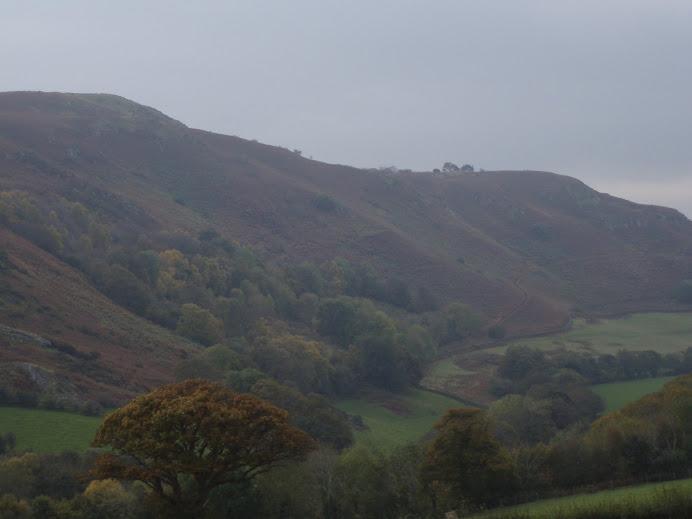 Bodran in it's autumn cloak.