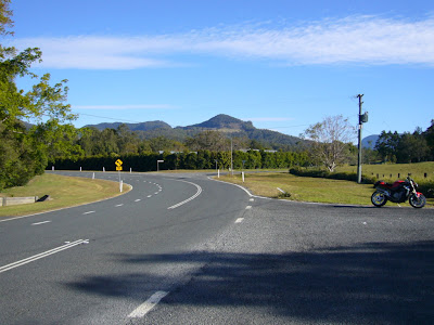 Good Motorcycle roads - Tullebudgera creek