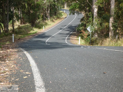 Good Motorcycle roads - Campbells Pocket