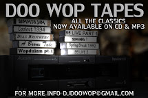 BUY YOUR CLASSIC DOO WOP TAPES