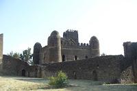 Gondar, recinto imperiale, palazzo di Fasilidas. Foto Della Lunga, 2007