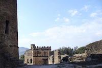 Gondar, recinto imperiale. Foto Della Lunga, 2007