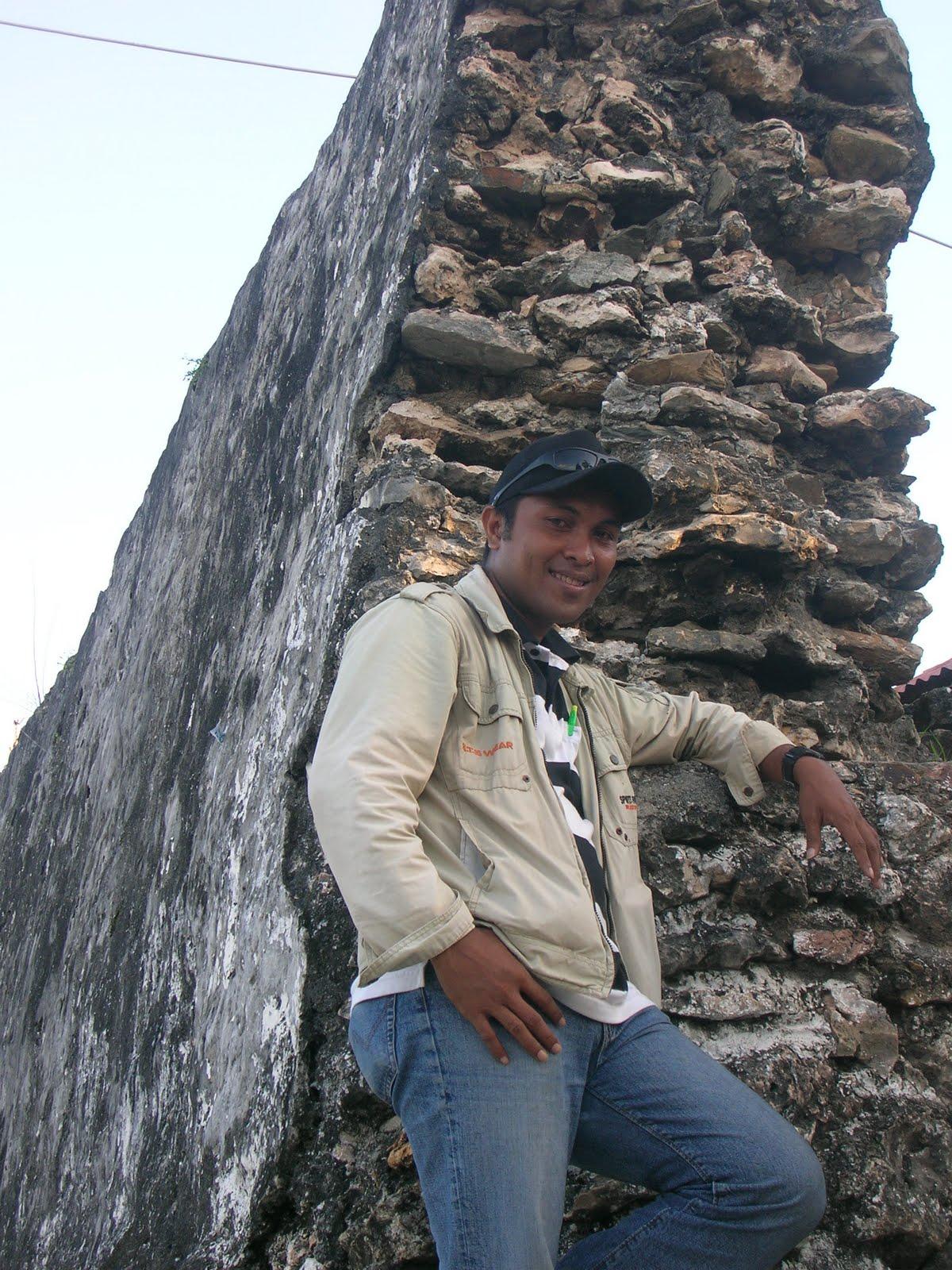 Yang Tersisa Dari Voc Di Kota Lama Wonreli Dhara Pos