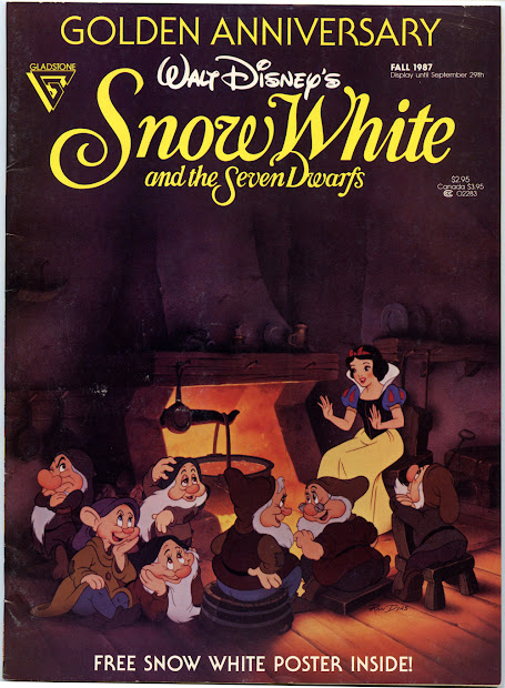 Filmic Light - Snow White Archive Gladstone Comic Book