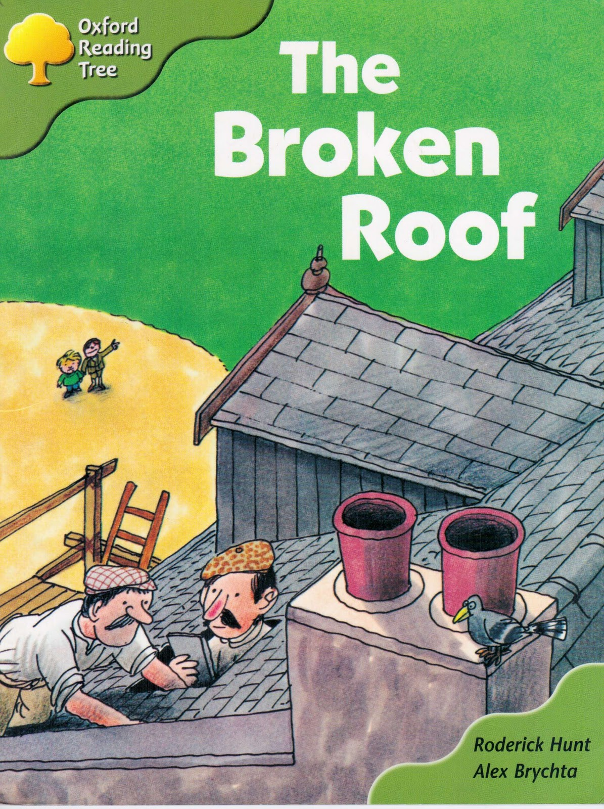 24 D308 Oxford Reading Tree 9 The Broken Roof