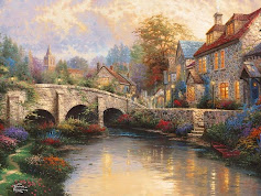 paisaje pintado