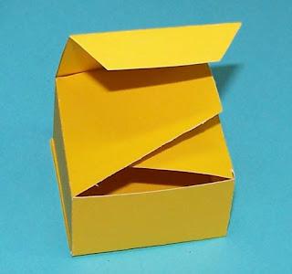 Como hacer cajas de regalo como hacer for Como hacer cajas de carton para regalo
