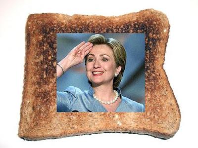 Tillmans Toast Me. Clinton Toast. Yummy!