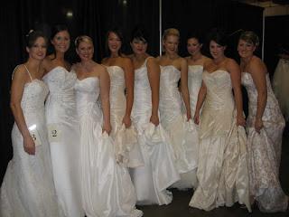 Bridal Fashion Thank yous