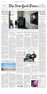 The New York Times, publicado em Nova York, EUA
