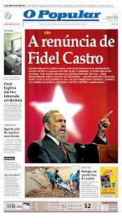 O Popular, publicado em Goiânia, Brasil