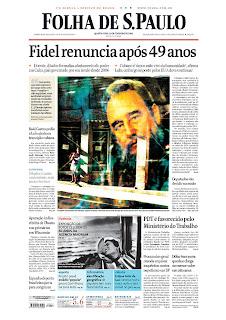 Folha de S. Paulo, publicado em São Paulo, Brasil