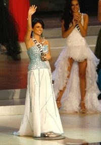 Miss Friendly - Miss El Salvador