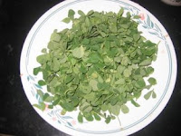 Methi Leaves are good for health