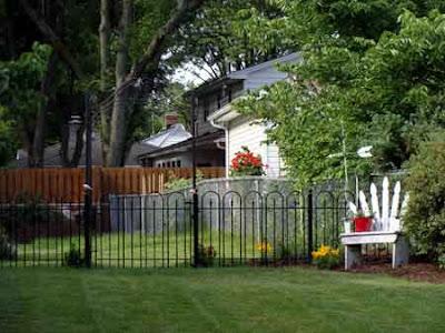 sideyard gate