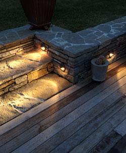 Iluminaci n de jardines y exteriores jardines con alma - Iluminacion para patios y jardines ...