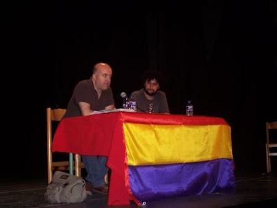 Presentación en Fuenlabrada del libro COMUNISTAS SIN PARTIDO, de Fernando Hernández