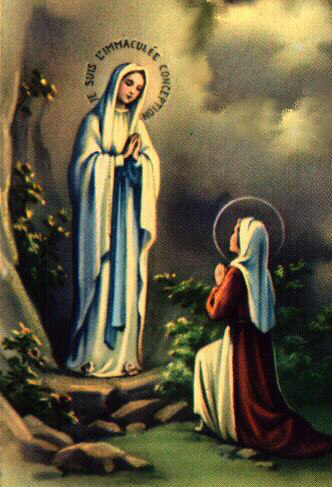 virgin mary Appearance of blessed
