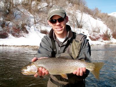 Phil Rowley Fly Fishing: Naked In Utah