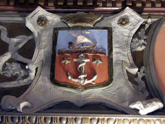 Crest of the Chamber of Commerce of Livorno, Istituto Pietro Mascagni, Livorno