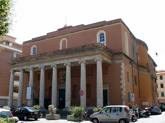 San Benedetto church, Livorno