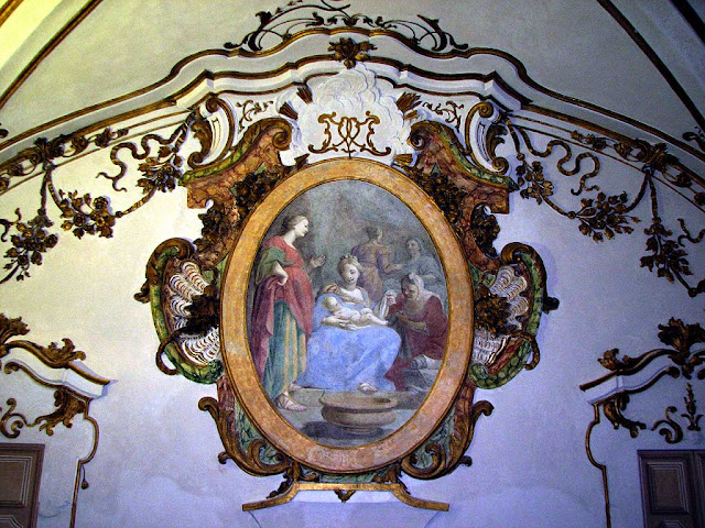 San Francesco Saverio chapel, Courthouse, Livorno
