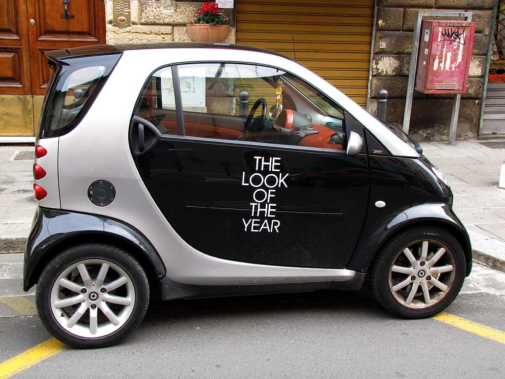 Look of the Year Smart, Livorno