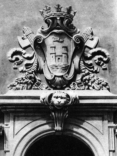 City of Livorno, Coat of Arms, 1926