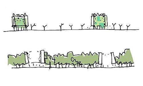 Rboles de aire en el eco bulevar de vallecas el blog de for Que se entiende por arquitectura
