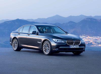 BMW 7 Series frente