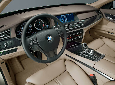 BMW 7 Series painel