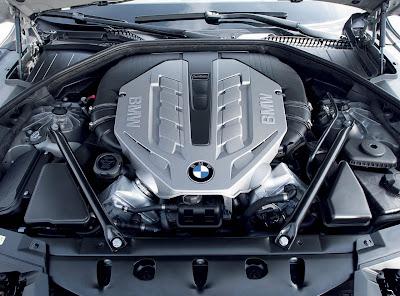 BMW 7 Series motor
