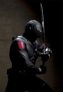 GI Joe Snake-Eyes