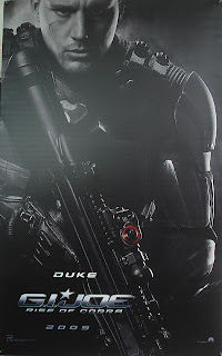 Duke poster - GI JOE: Rise of Cobra