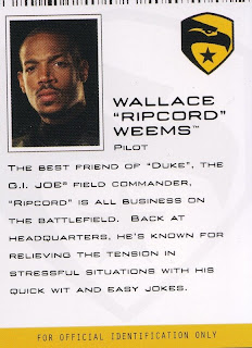 Wallace Ripcord Weems, Pilot