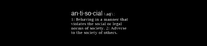 Anti-Social Britain